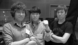 KBS Entry No. 1(Team Afrodino) BW Photo